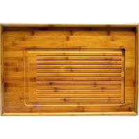 Столик для чайной церемонии бамбук , 600х400х35
