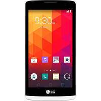 Смартфон LG Leon Y50 H324 White (2 симкарты)