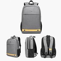 Стильный рюкзак Golden Wolf GB00375 с кодовым замком