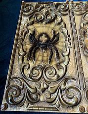 "Нарды резные "" Паук vs Скорпион "", фото 3"
