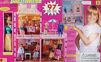 Кукольный домик для Барби Doll House 55D, фото 1