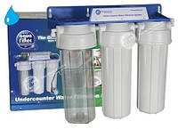Бытовой фильтр для воды Aquafilter FP3-K1 (FUCS-FP3-K1)