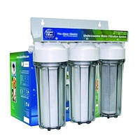 Трехступенчатая система под раковину Aquafilter FP3