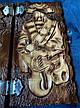 Нарды эксклюзивные, резьба по дереву, фото 4