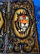 """Нарди """" Тигр vs Лев """", ручна робота, фото 4"""