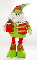 Дед Мороз, Снеговик 64см, в ящ микс (цена за шт.), фото 1