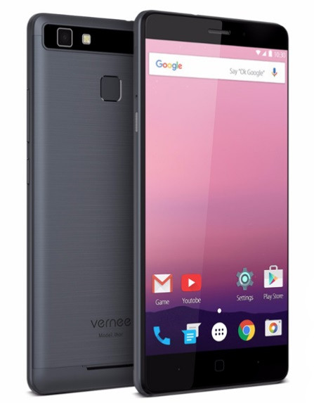 """Vernee Thor Е 3/16Gb 5"""" (1280x720) Curved Glass / MT6753 /8Мп / 5020мАч"""