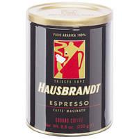 Кофе молотый HausBrandt Espresso 250 гр ж\б