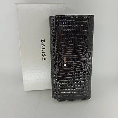 Классический кожаный женский кошелек Balisa C826-011 black
