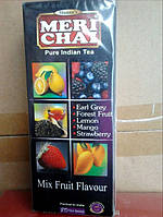 Чай индийский Meri Chai пакетированный + ложка в подарок(25 пакетов)