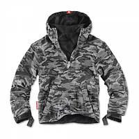Куртка двусторонняя с капюшоном Dobermans Aggressive Dobermans Black, фото 1