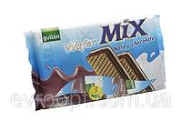 Вафлі GULLON Mix Nata-Choko шоколадні, 210г (12 шт)