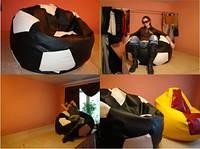 Бескаркасная мягкая мебель в Днепропетровске, кресло мяч