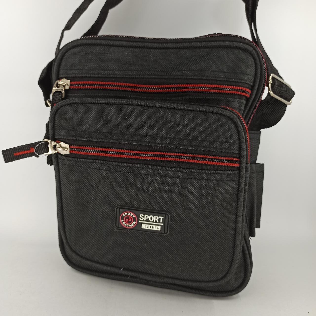 Мужская спортивная сумка через плечо K18613