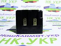 Реле пускозащитное токовое (реле запуска) РТК-Х (М) (РТКХ) Черное 1.3 А , для холодильника.