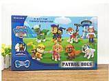 Детский набор (8 в 1) Щенячий Патруль Герои-спасатели GameS DOG SWAT, фото 2