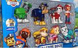 Детский набор (8 в 1) Щенячий Патруль Герои-спасатели GameS DOG SWAT, фото 5