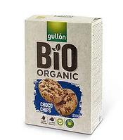 Печиво GULLON BIO Choco Chips, 250г, (12шт)