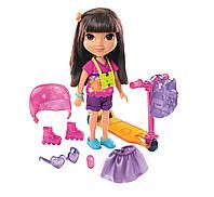 Кукла Даша Следопыт, путешественница Dora, фото 1