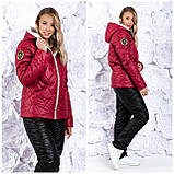 Зимовий жіночий лижний костюм про-во Україна, 3 кольори , розмір 50-52,54-56, фото 3