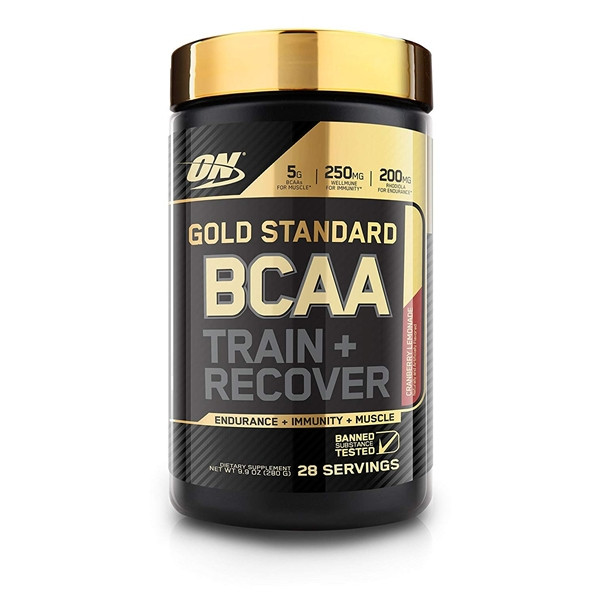 Амінокислоти bcaa Optimum Nutrition BCAA Gold Standard 280 g