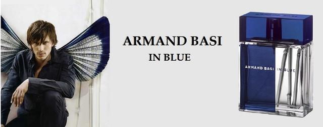 Мужские ароматы Armand Basi