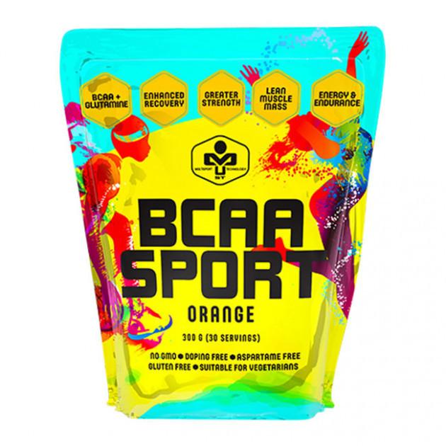 Амінокислоти bcaa MUST BCAA Sport 300 g