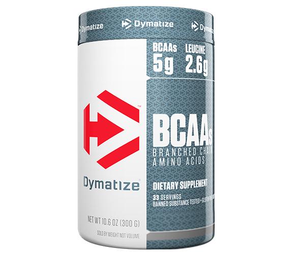 Амінокислоти bcaa Dymatize BCAAs 300 g