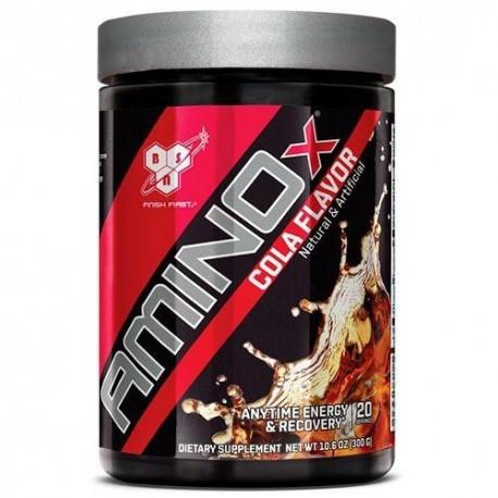Амінокислоти bcaa BSN Amino X soda 300 g