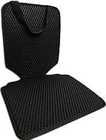 Защитный коврик Авторитет под детское автокресло Черный EVA-BLACK, КОД: 1855971