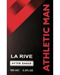 Лосьйон після гоління La Rive Athletic Man 100 мл (5906735238013)