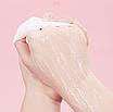 Восстанавливающая маска-перчатки для рук Luofmiss Nicotinamide Goat Milk 35 g (упаковка 3 штуки), фото 5