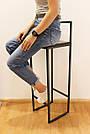 Барный стул лофт 70см (L_112), фото 2