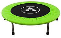 Міні-батут Atleto 102 см зелений, фото 1