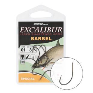 Крючок Excalibur Barbel Special NS 1