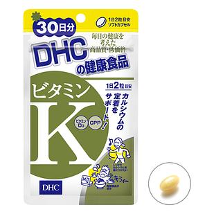 DHC Витамин K, 60 таблеток на 30 дней