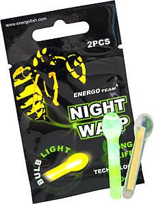 Світлячок ET Night Wasp 2шт Bulb 3х25 мм
