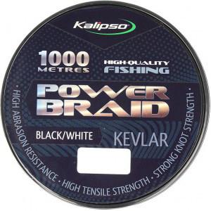 Шнур Kalipso Power Braid Kevlar 1000м 0.30мм 25.8кг (34106530)