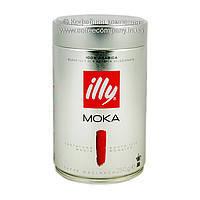 Кофе молотый ILLY Moka 250г. ж/б