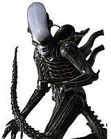 Игровая коллекционная Фигурка Чужой Ксеноморф с подвижными частями, высота 18 см - Xenomorph Alien 7, Neca