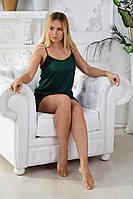 Майка + шорты MiaNaGreen П036 Зеленый