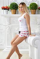 Хлопковая пижама П503 Арбузики