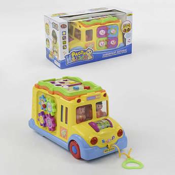 Автобус JT 9183 24 логический, музыкальный SKL11-178798