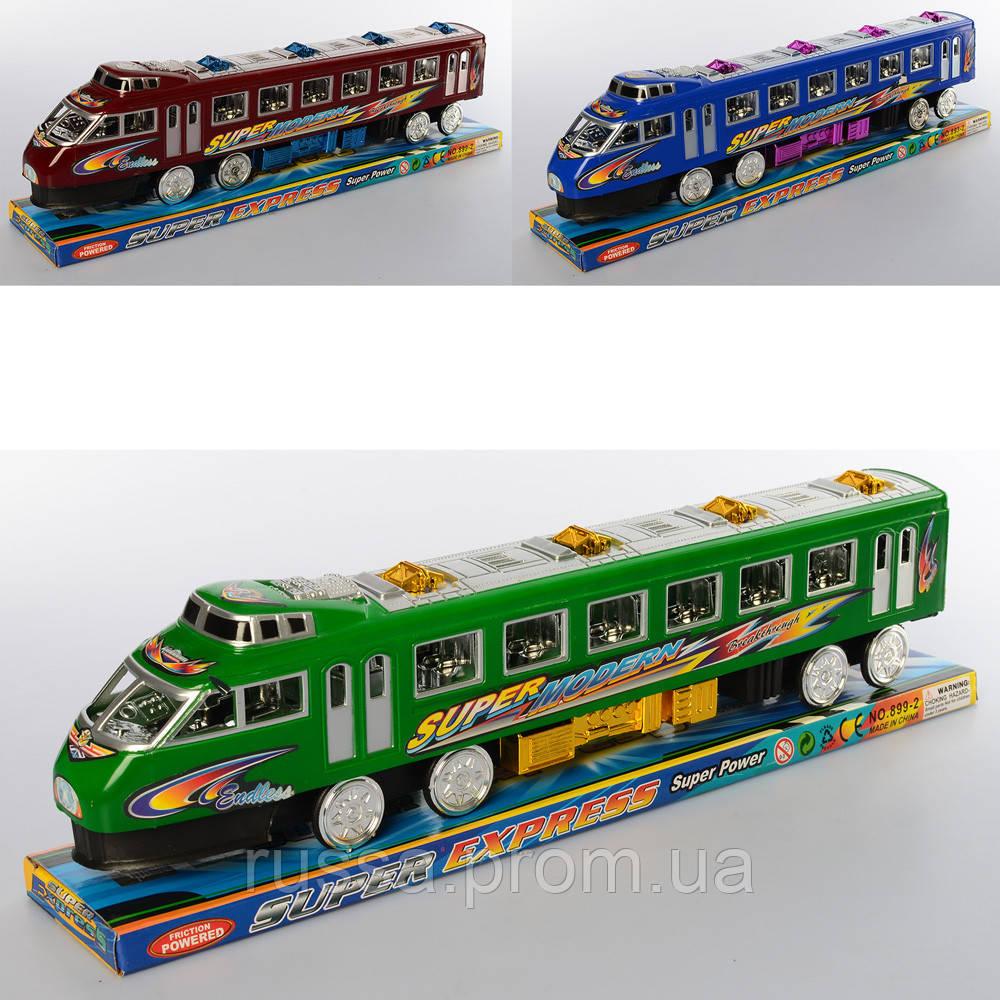Поезд инерционный 899-2