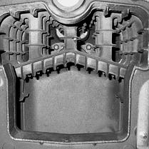 Твердопаливний котел VIADRUS HERCULES U22 5 секцій, фото 2