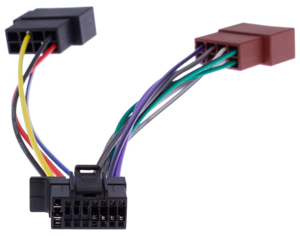 Роз'єм для магнітоли Sony ACV 456008