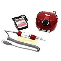 Аппарат для маникюра Nail Drill US-202 (красный)