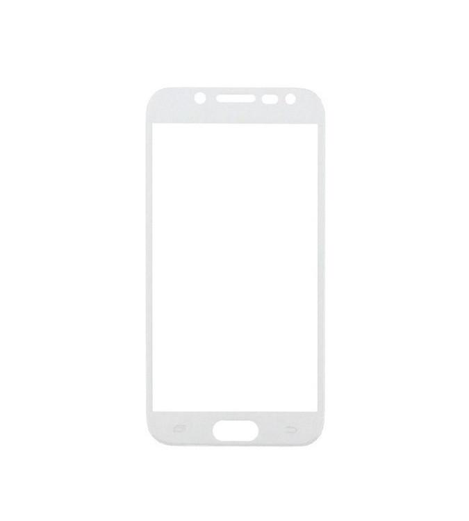 Защитное стекло Glass 5D для Samsung Galaxy J7 (2017) J730 White (5D-14685)