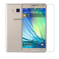 Защитное стекло Glass 2.5D для Samsung Galaxy A7 2015 (81905)
