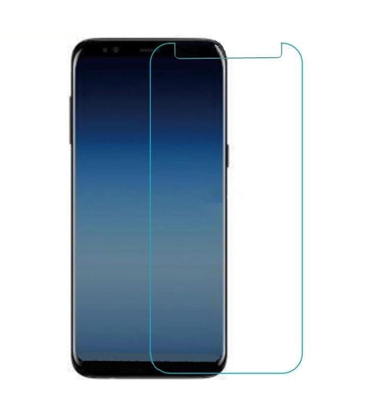 Защитное стекло Glass 2.5D для Samsung Galaxy A8 Plus 2018 (81908)
